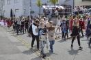 Frühlingsfestzug zur Geseker Stadtgeschichte